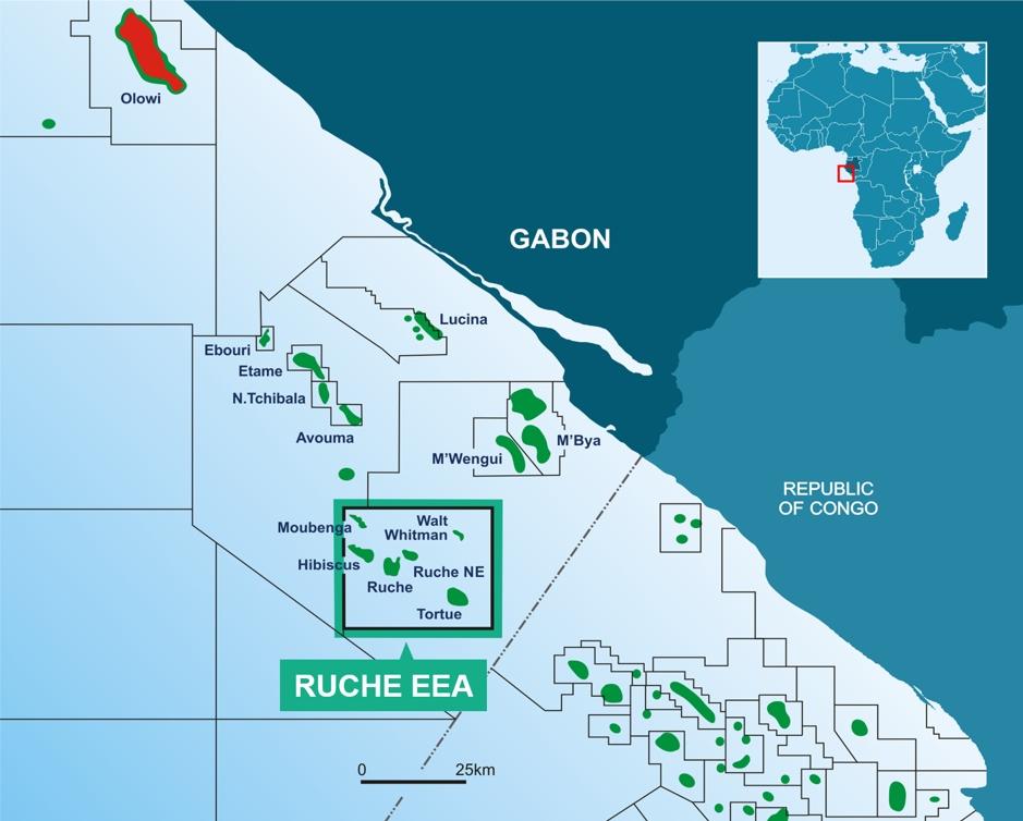 Gabon assets - BW Energy