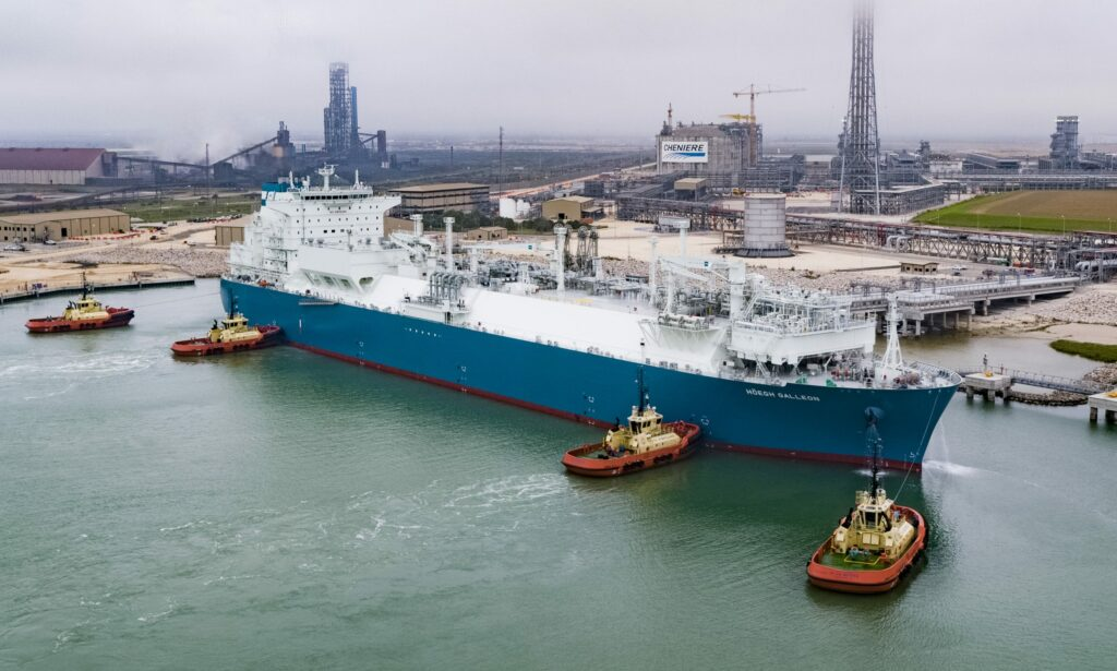 SSY: FFAs will play a key role in LNG market