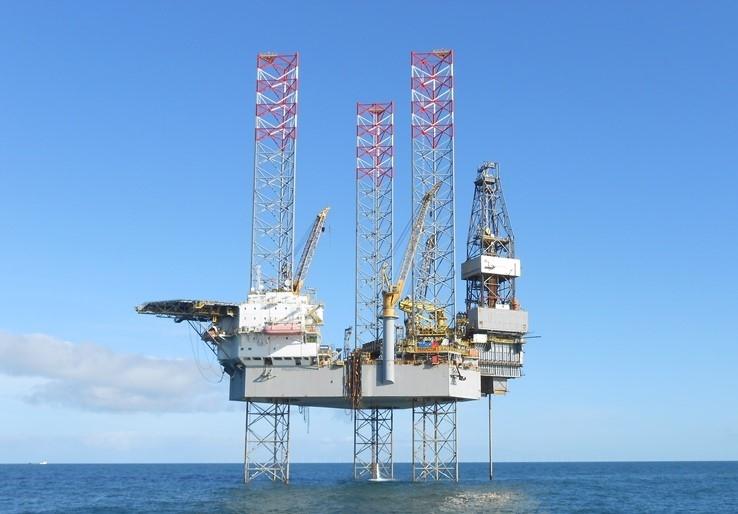 Borr Drilling's Prospector 1 jack-up rig