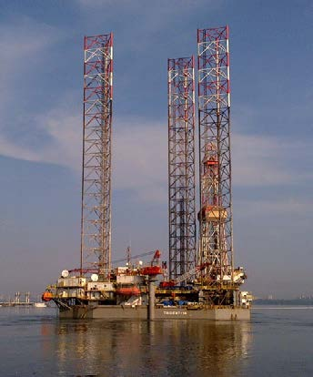 Trident 16 jack-up rig - Shelf Drilling