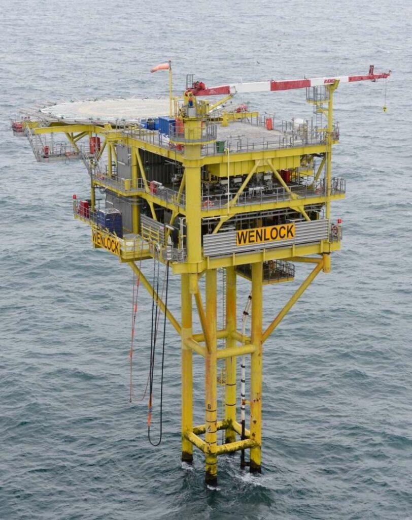 Wenlock platform - Alpha Petroleum