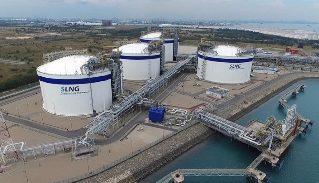 Singapore's Energy Market Authority (EMA) named ExxonMobil and Sembcorp as new term LNG importers.
