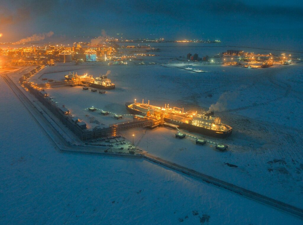 Novatek hits 50 mt milestone at Yamal LNG