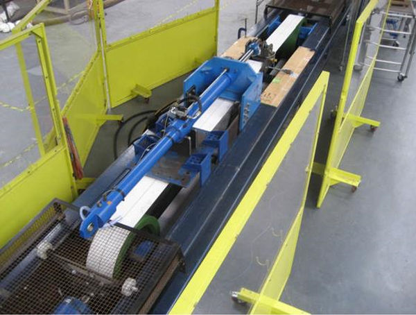 Previous belt testing by Tension Technology International (Courtesy of TTI Testing)