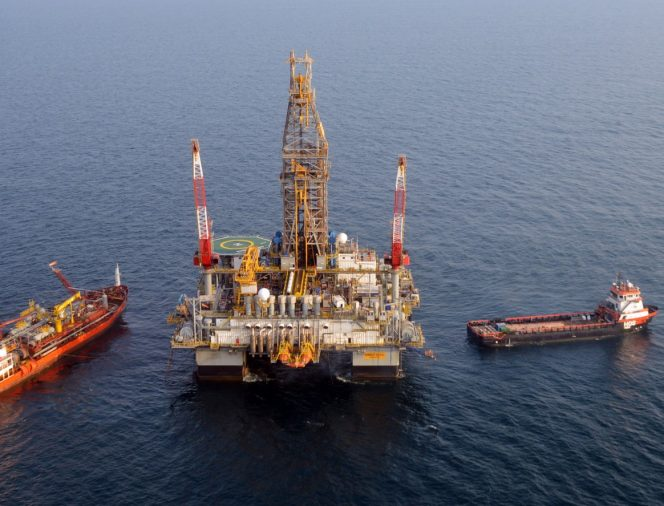 The Valaris 8503 rig was used for Zama appraisal