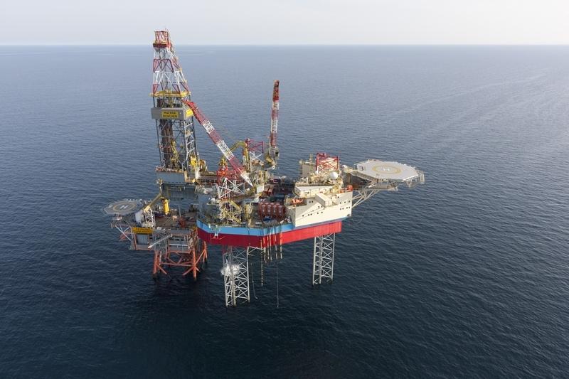 Maersk Reacher jack-up rig - Maersk Drilling