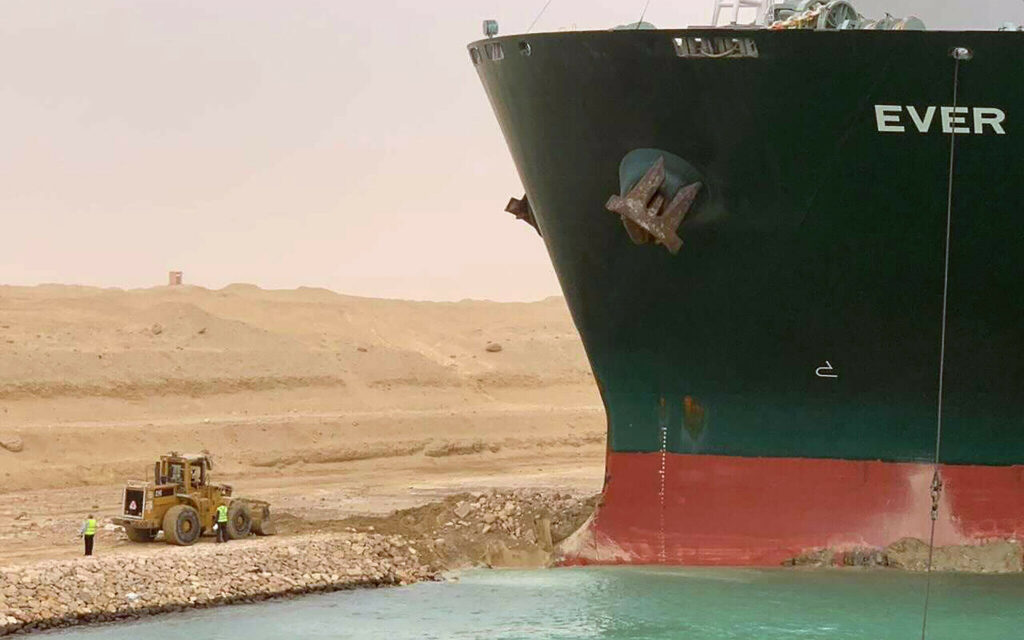 Suez Canal reopens, LNG vessels waiting for normalised operations