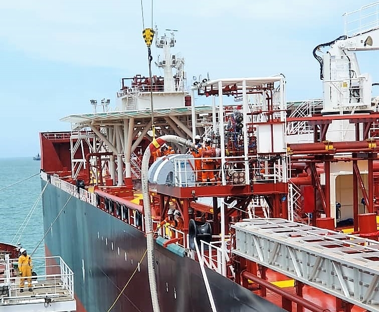 CRYO Shipping sets up Asian LNG bunkering service