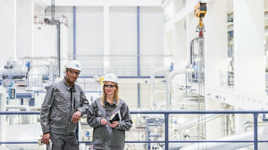 Uniper converts its site from coal-fired to hydrogen-run