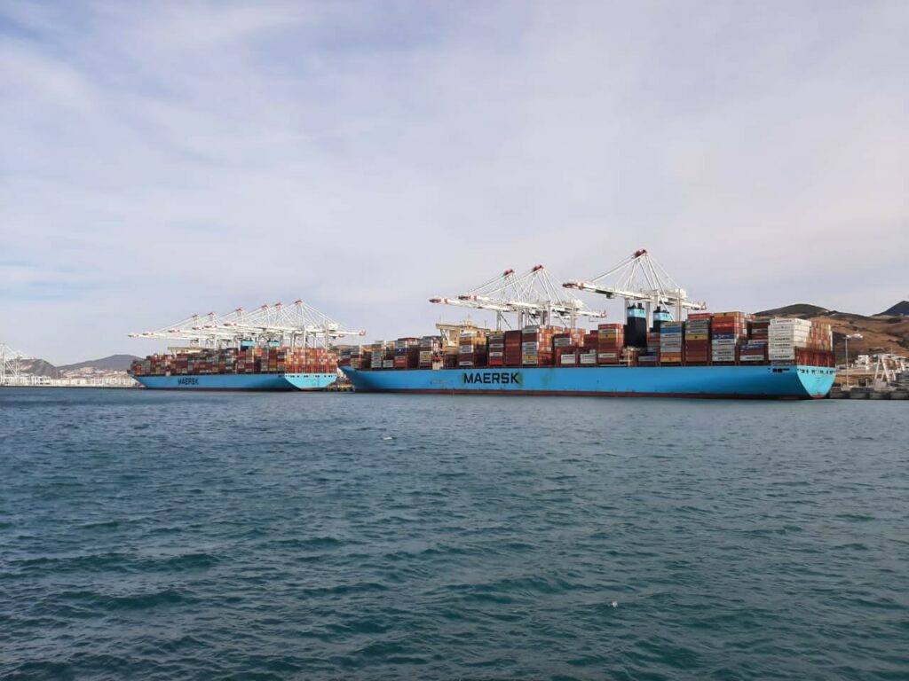 APM Terminals MedPort Tangier