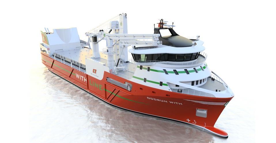 Gasnor to supply LNG to Ulvan Rederi's newbuilt