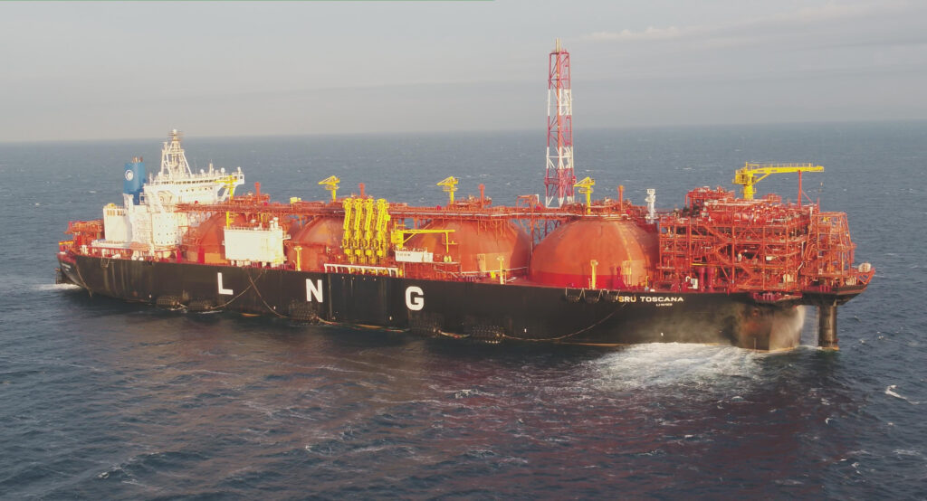 OLT issues the expression of interest for small-scale LNG