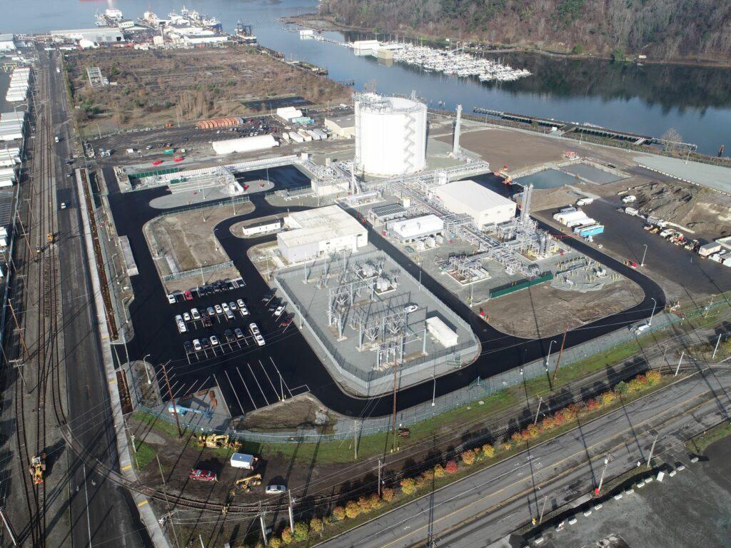 Puget LNG joins SEA-LNG coalition