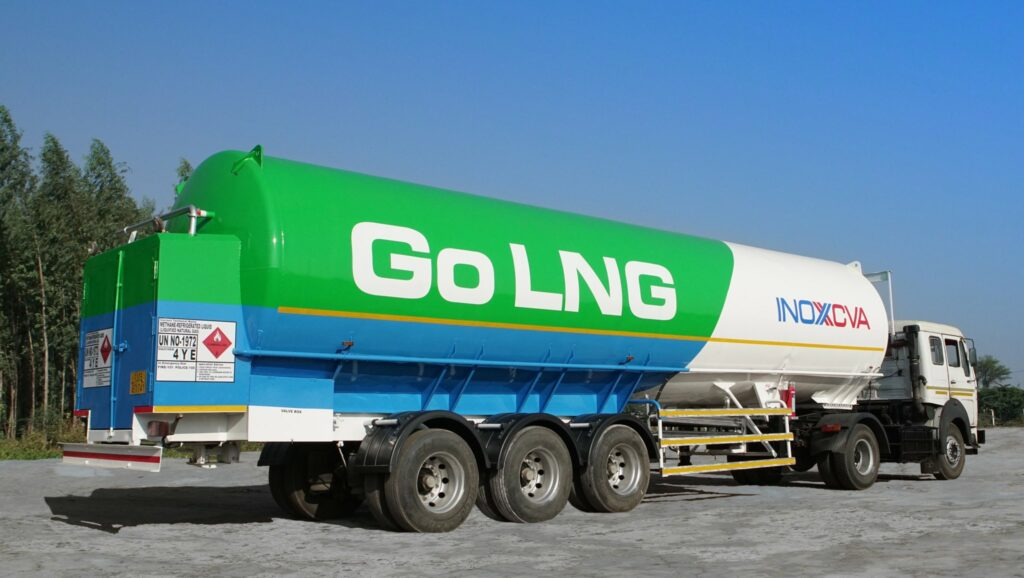 INOXCVA and Mitsui ink MoU on small scale LNG