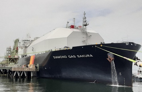Toho Gas gets first carbon-neutral LNG cargo
