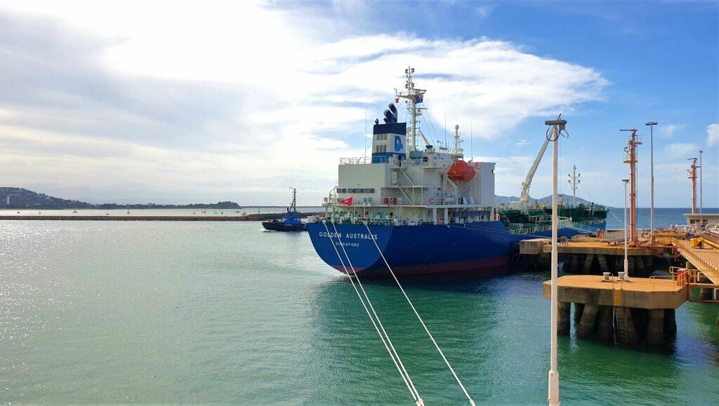 Origin, Port of Townsville sign hydrogen MoU