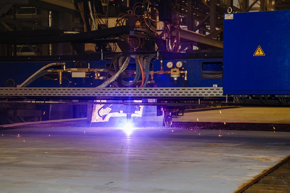 Zvezda cuts steel for third Arctic LNG 2 tanker