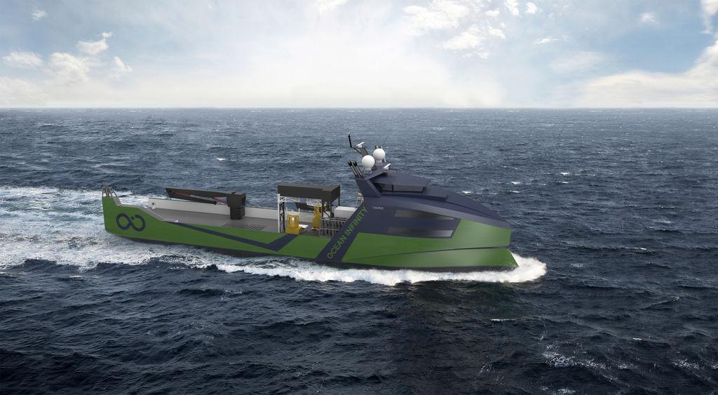Image showing Ocean Infinity's Armada vessel (Courtesy of Ocean Infinity)