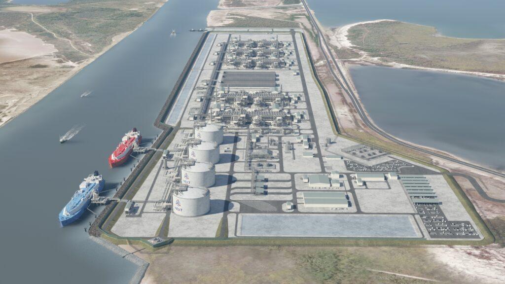 NextDecade, MHIA sign ESA for carbon capture at Rio Grande LNG