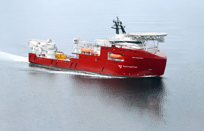 Deep Discoverer DSV will be used for Kinsale decommissioning project