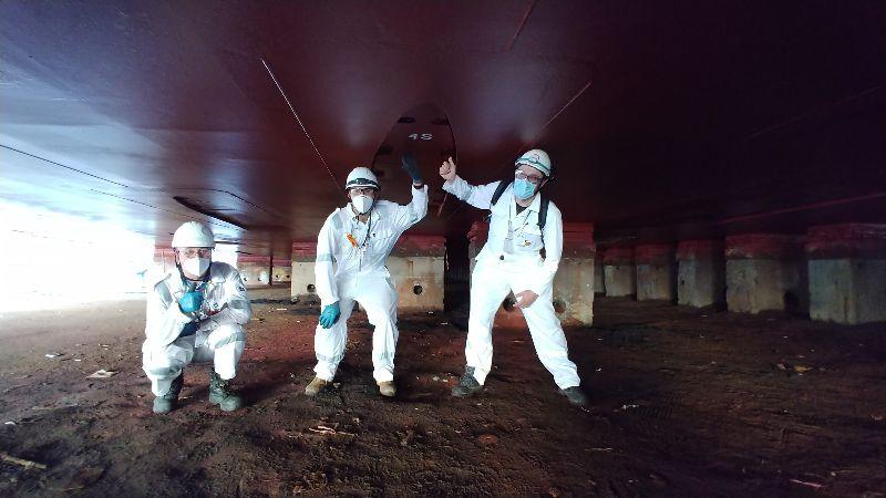 Methane Patricia Camila LNG carrier
