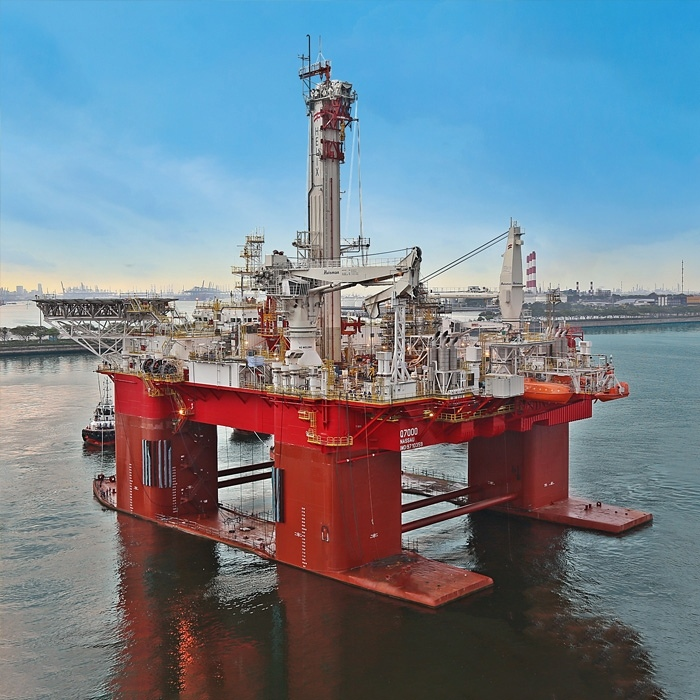 Helix Energy Solutions' Q7000 will work for Cooper Energy