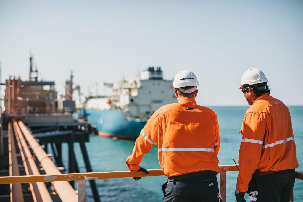 Australian monthly LNG exports hit new high