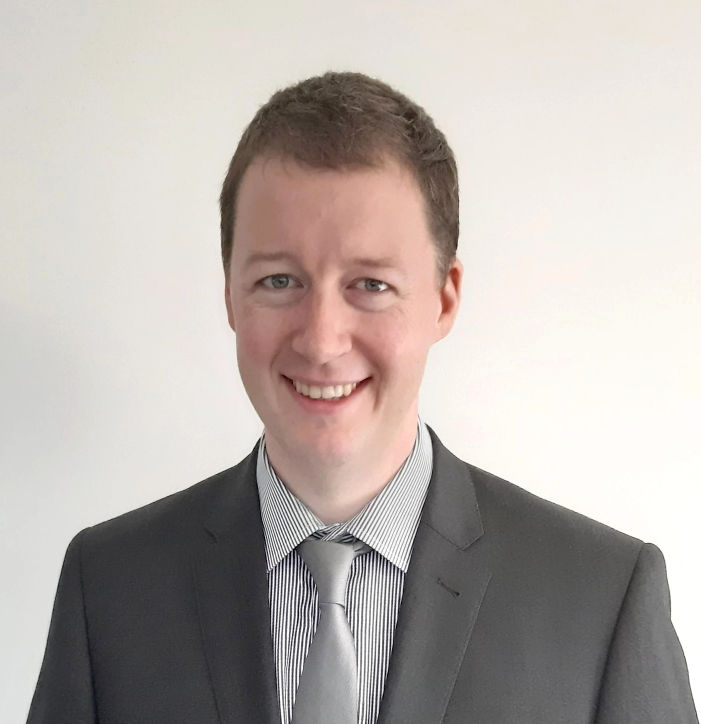 Photo of Paul O'Rourke (Courtesy of Greenlink Interconnector)