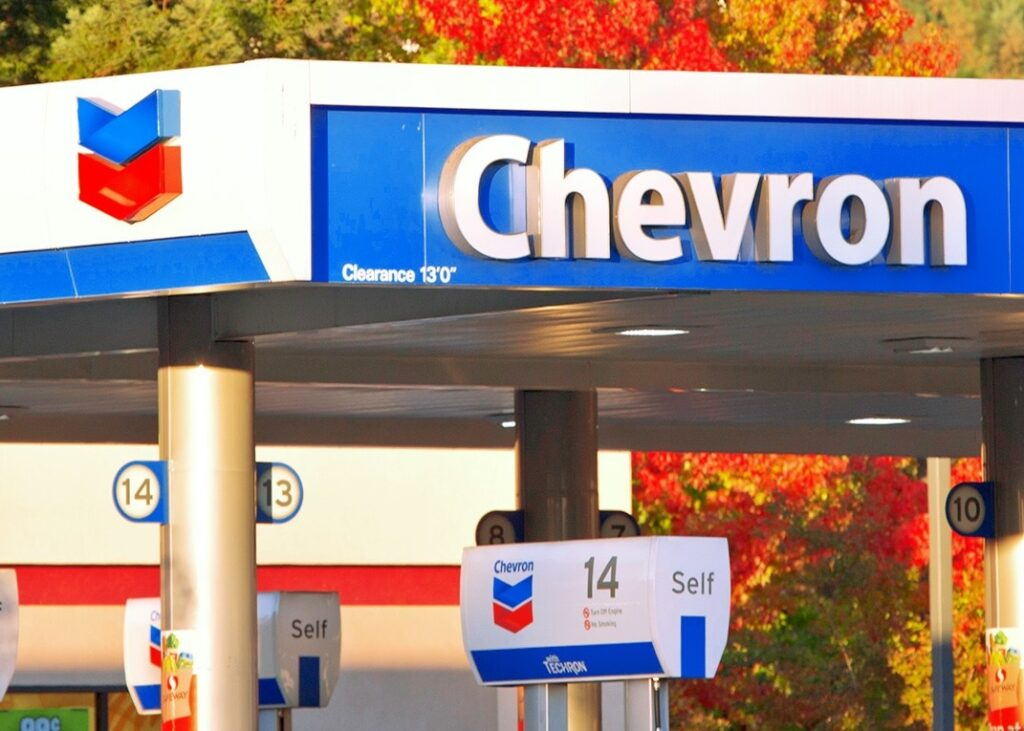 Chevron and Toyota team up on hydrogen