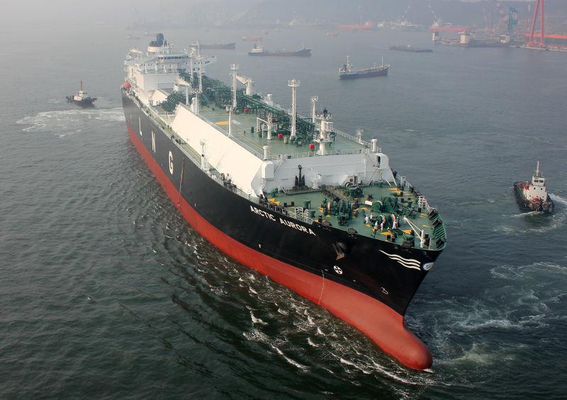 Dynagas, Equinor renew Arctic Aurora charter deal