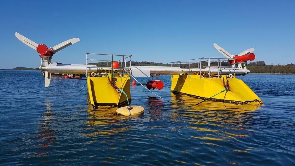 Photo showing QED Naval's Subhub platform (Courtesy of QED Naval)