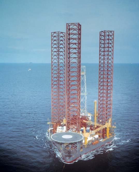 J.T. Angel jack-up rig - Shelf Drilling