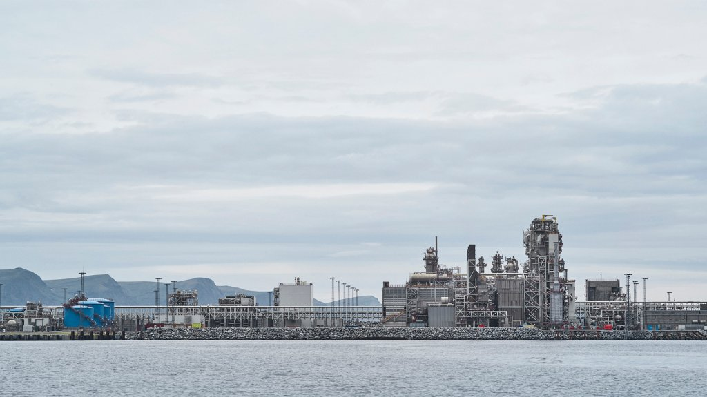 Equinor pushes Hammerfest LNG restart to March 2022