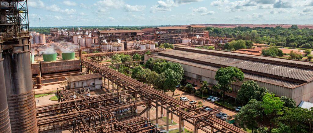 Hydro to switch Alunorte alumina refinery to LNG