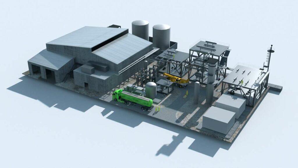 Aker wins FEED for Norwegian e-Fuel plant