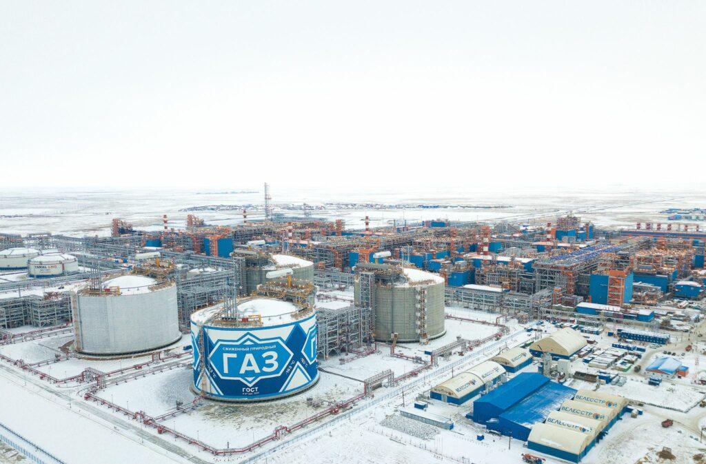 Novatek lands $3.75 bln Arctic LNG 2 loan
