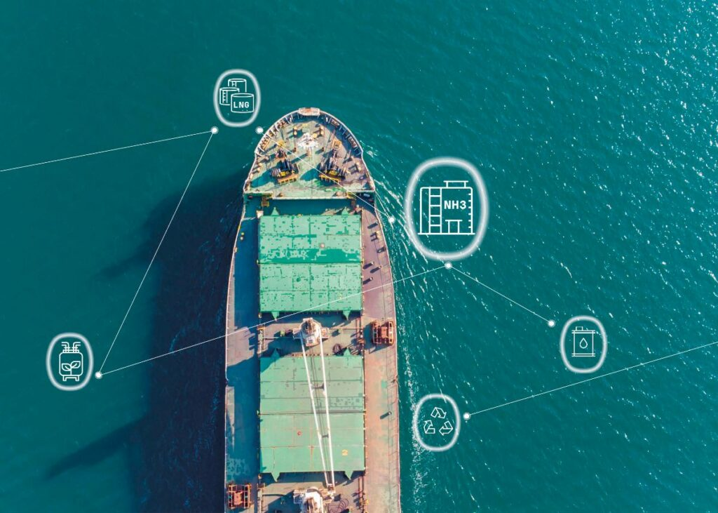 Bureau Veritas releases rules and guidelines on ammonia as a marine fuel