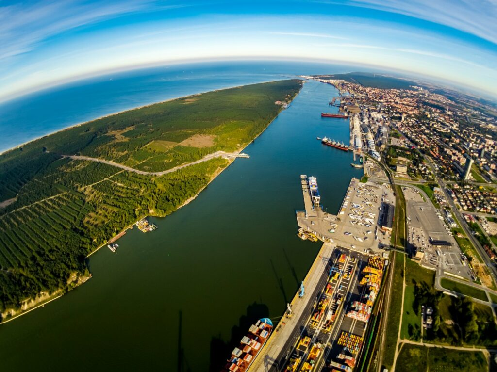 Klaipėda LNG receives the first LNG cargo from Egypt