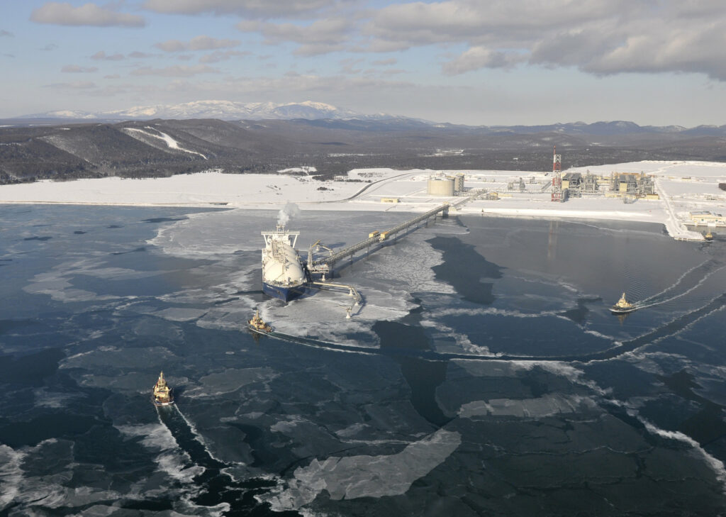 GlobalData: Russia, China to lead in small-scale LNG liquefaction