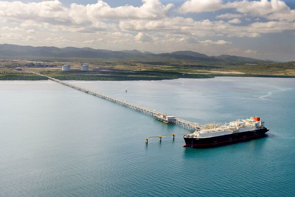 Total continues with plans on Papua LNG project