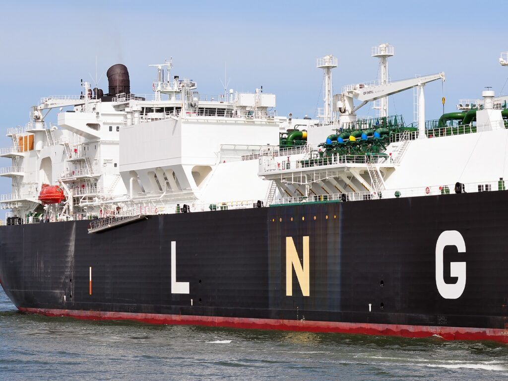 GECF explores trends on LNG carriers global market