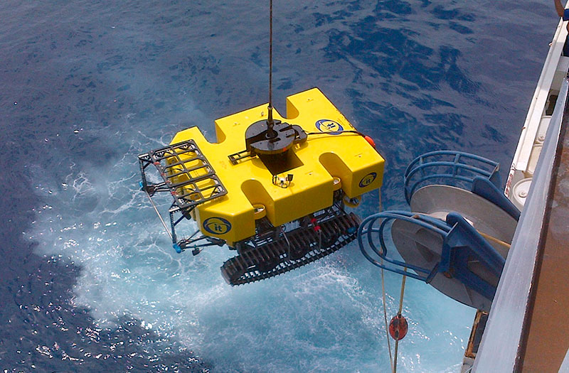Petrobras contracts SM Continental for ROV services