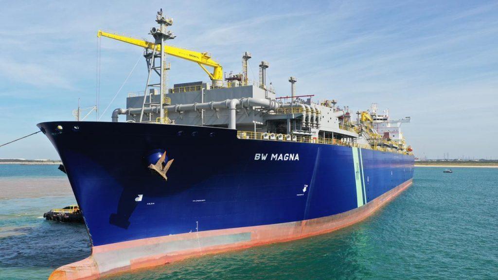 Kongsberg heads LNG digitalization partnership