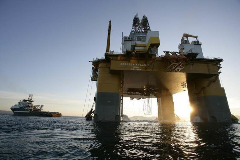 Deepsea Atlantic rig - Odfjell Drilling
