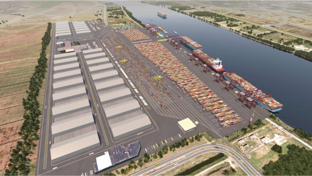 Plaquemines Port, APM Terminals in talks on future port facility