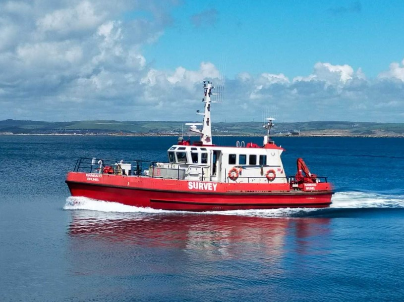 Manor Renewable Energy adds new survey vessel to fleet