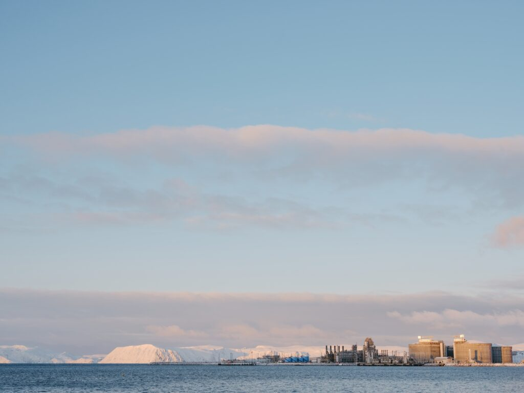 Equinor concludes Hammerfest LNG fire review