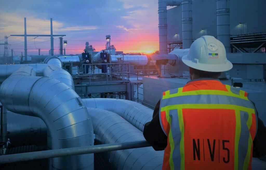 NV5 to build LNG truck loading facility in Florida