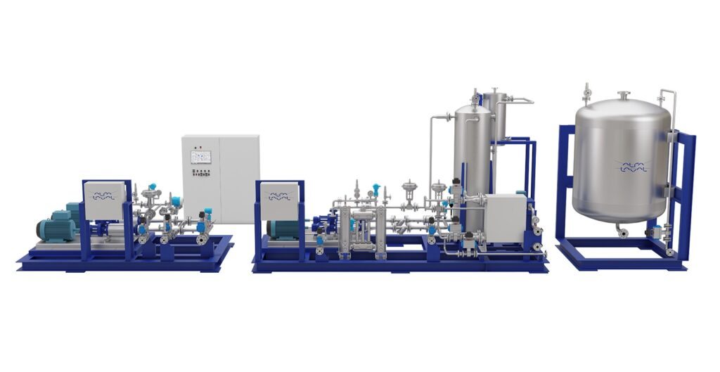 Alfa Laval scores Japanese LPG fuel supply systems order