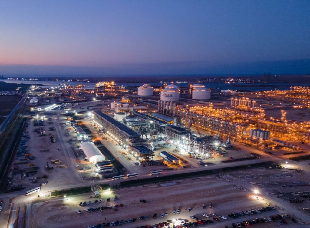 EIA: US weekly LNG exports slip, followed by Henry Hub prices